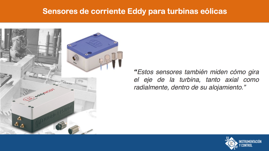 Tipos de sensores para monitorizar aerogeneradores 1