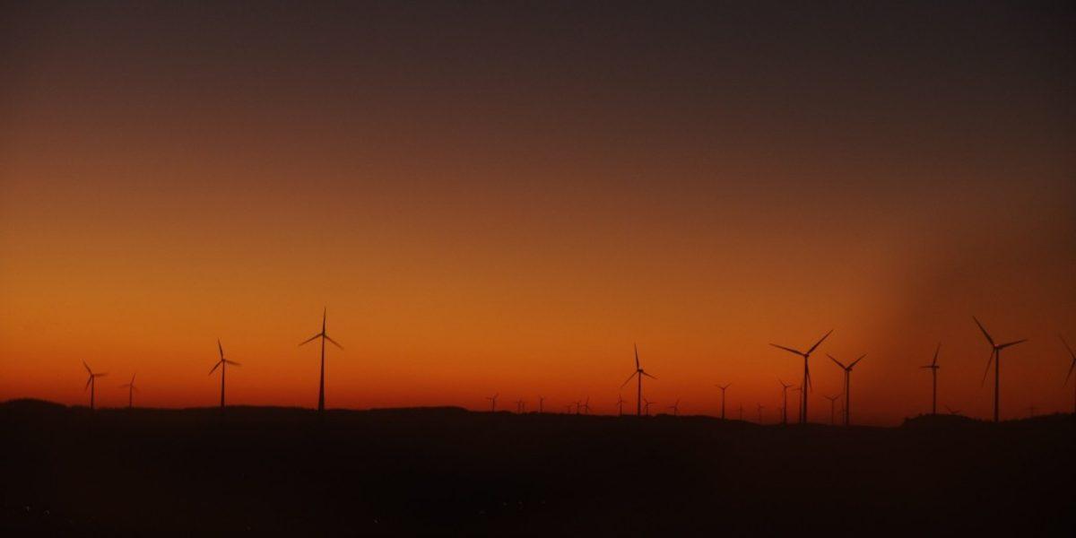 Control de excentricidad en los ejes de turbinas eólicas